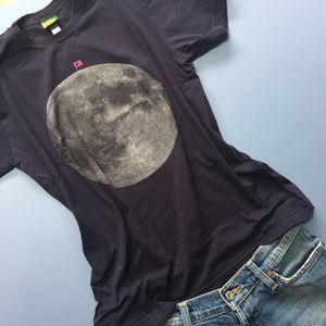 MTV Moon landing tee